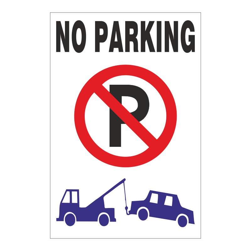 No Parking 011