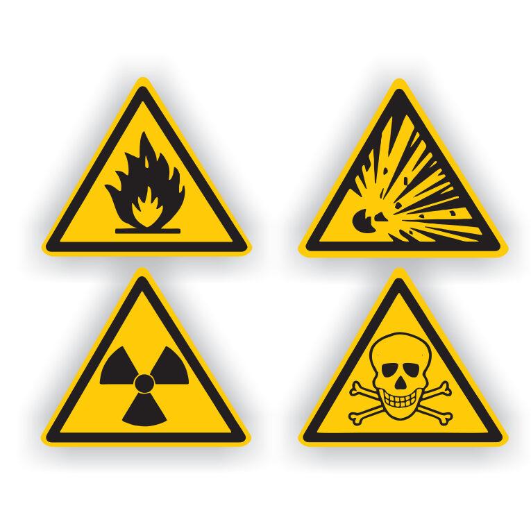 Πινακίδες προειδοποιητικές