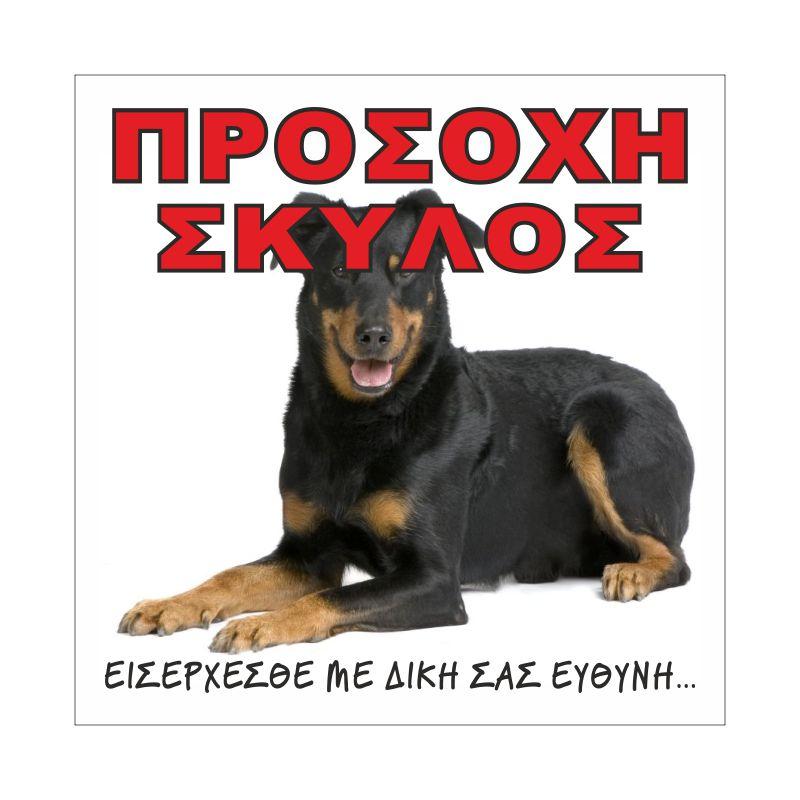 Προσοχή Σκύλος 010