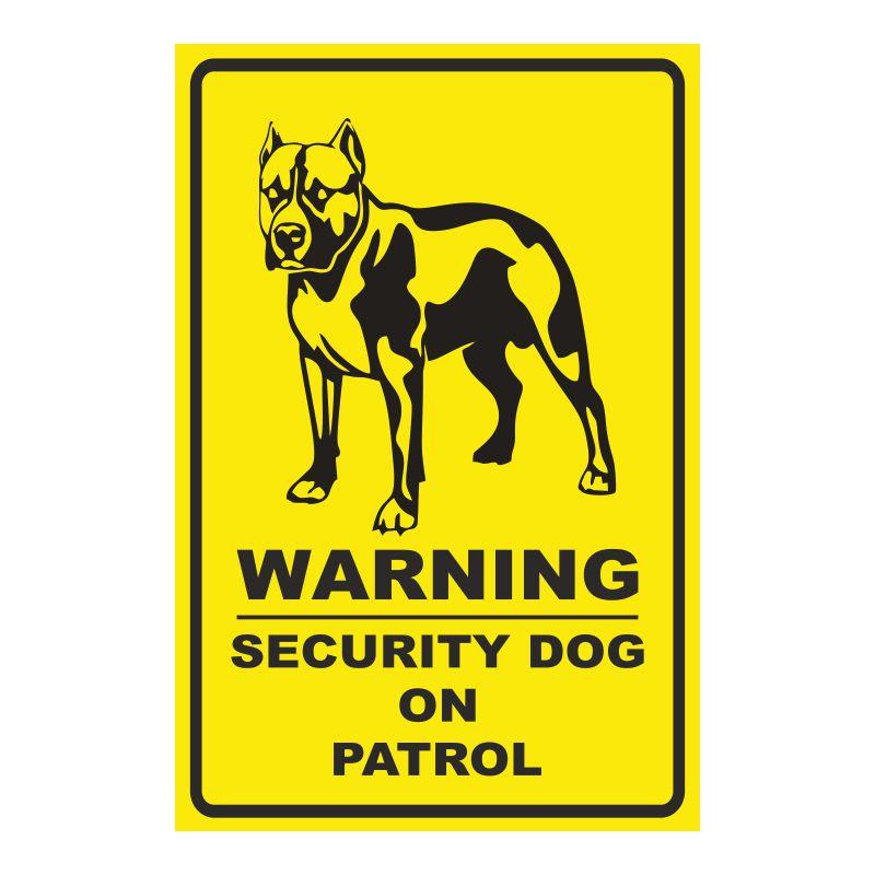 Προσοχή Σκύλος 015